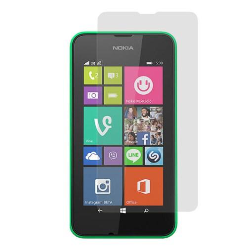 Microsonic Ultra Şeffaf Ekran Koruyucu Nokia Lumia 530 Film