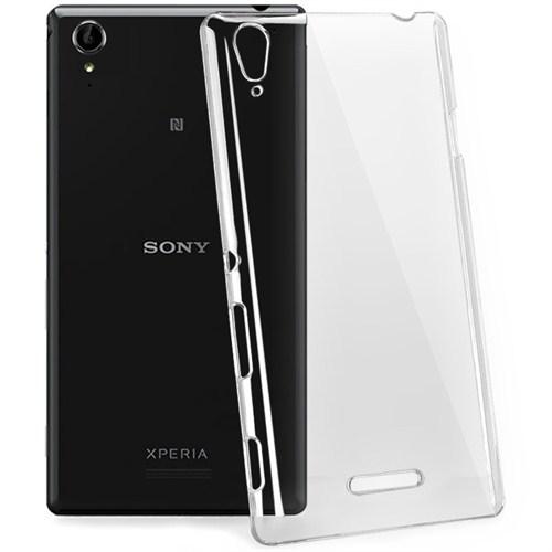 Microsonic Kristal Şefffaf Sony Xperia T3 Kılıf