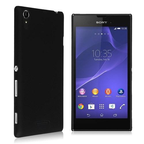 Microsonic Premium Slim Sony Xperia T3 Kılıf Siyah