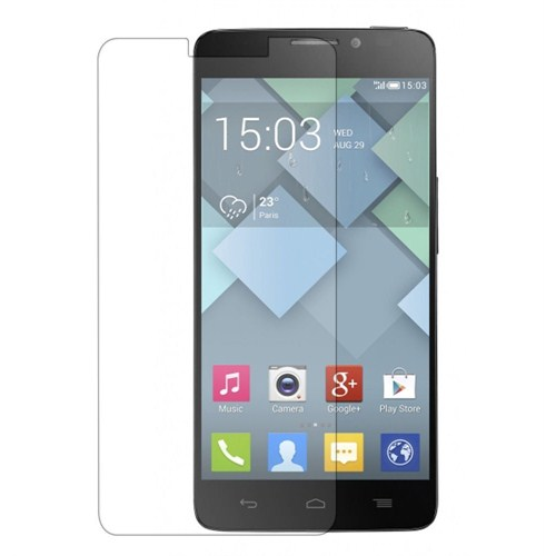 Microsonic Ultra Şeffaf Ekran Koruyucu Alcatel One Touch İdol X Film