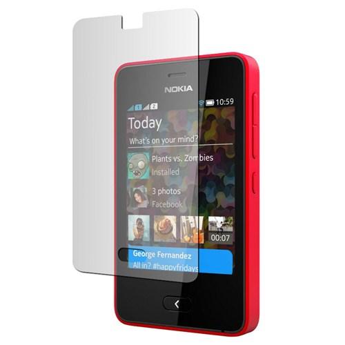 Microsonic Ultra Şeffaf Ekran Koruyucu Nokia Asha 501 Film