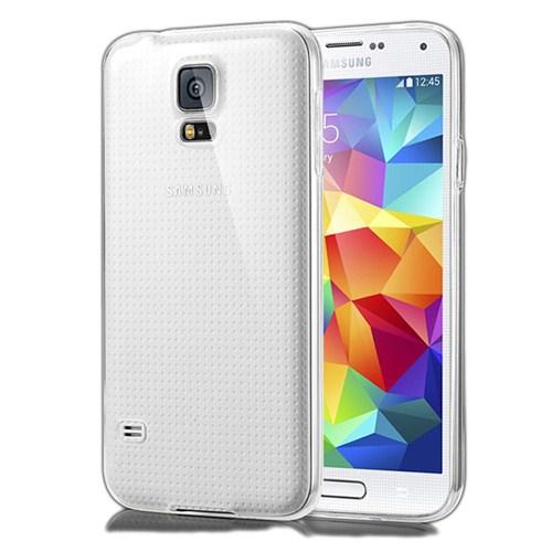 Microsonic Samsung Galaxy S5 Clear Soft Şeffaf Kılıf