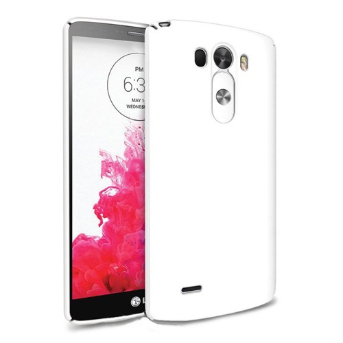 Microsonic Premium Slim Kılıf Lg G3 Beyaz