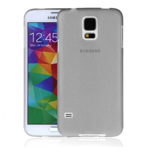 Microsonic Ultra Thin 0.2Mm Kılıf Samsung Galaxy S5 Gri