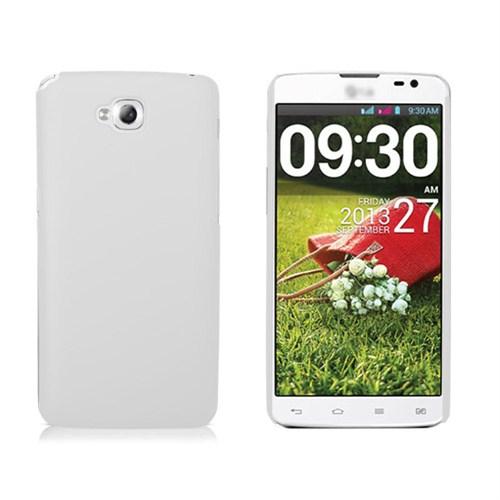 Microsonic Premium Slim Kılıf Lg G Pro Lite Beyaz