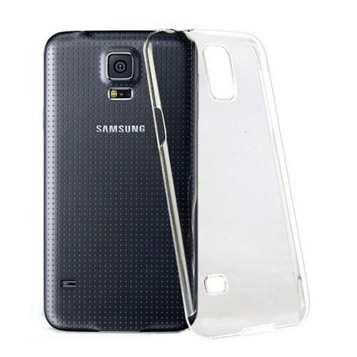 Microsonic Kristal Şeffaf Kılıf - Samsung Galaxy S5