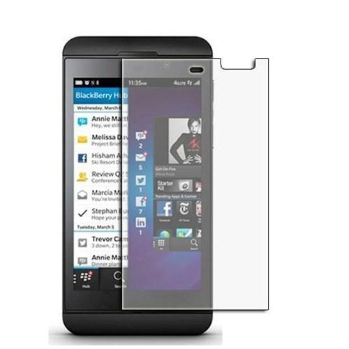 Microsonic Ultra Şeffaf Ekran Koruyucu Film - Blackberry Z10