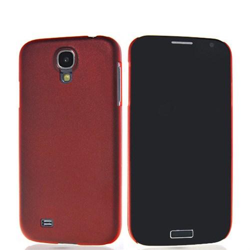 Microsonic Ultra Thin 0.2Mm Kılıf Samsung Galaxy S4 I9500 Kırmızı