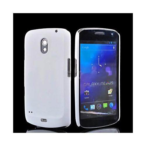 Microsonic Rubber Kılıf Samsung Galaxy Nexus Prime İ9250 Beyaz