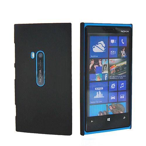 Microsonic Rubber Kılıf Nokia Lumia 920 Siyah