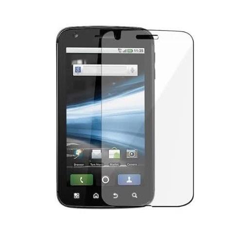 Microsonic Ekran Koruyucu Şeffaf Film Motorola Atrix Mb860 4G