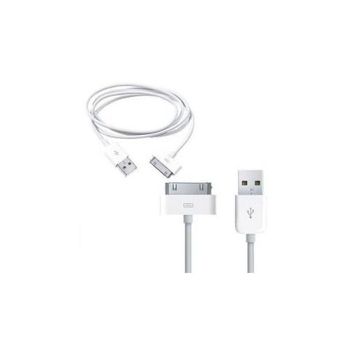 Microsonic 2 Metre İphone - İpad - İpod Data Ve Şarj Kablosu