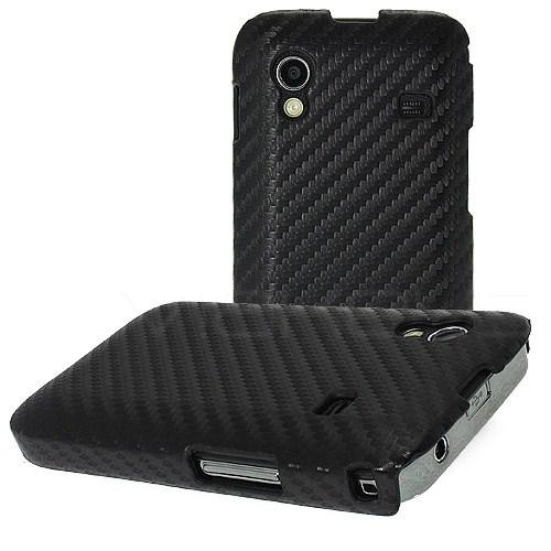 Microsonic Samsung Galaxy Ace Carbon Fiber Sert Kılıf