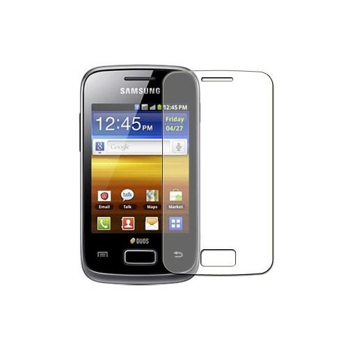 Microsonic Ekran Koruyucu Şeffaf Film - Samsung Galaxy S6102 Galaxy Y Duos