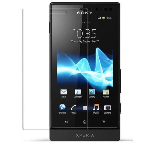 Microsonic Ekran Koruyucu Şeffaf Film - Sony Ericsson Xpearia Sola