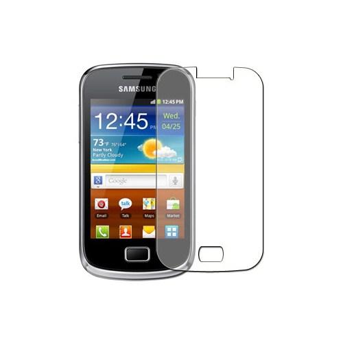 Microsonic Ekran Koruyucu Şeffaf Film - Samsung Galaxy S5600 Mini 2