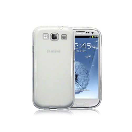 Microsonic Kristal Şeffaf Kılıf - Samsung Galaxy İ9300 S3