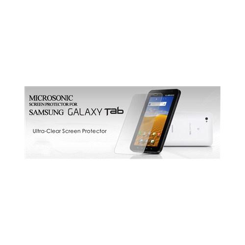 Microsonic Ekran Koruyucu Şeffaf Film - Samsung Galaxy Tab