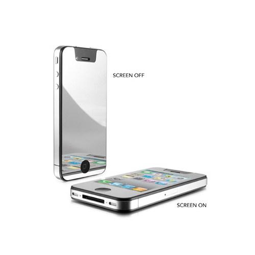 Microsonic Ekran Koruyucu Ayna Film - Iphone 4