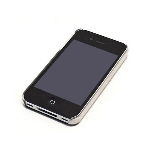 Microsonic Sert Kristal Şeffaf Kılıf - Iphone 4