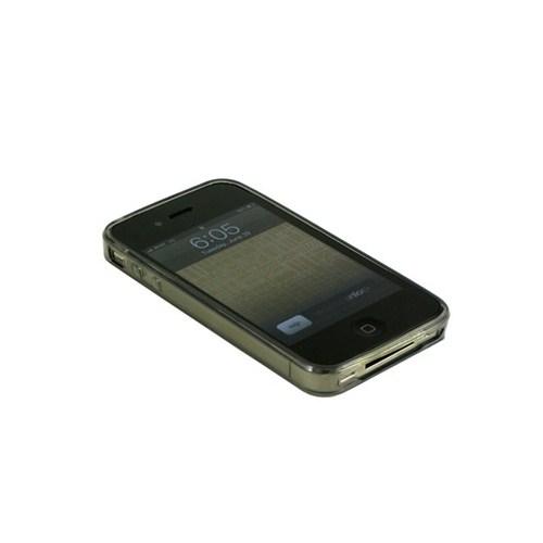 Microsonic Anti-Shock Soft Kılıf - Iphone 4