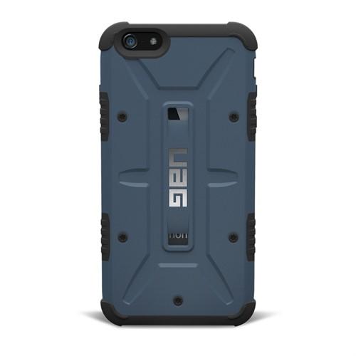 UAG iPhone 6/6s Plus (5.5 Screen) Composite Kılıf-Slate/Siyah - UAG-IPH6PLS-SLT-VP (HD Ekran Koruyucu Hediye)