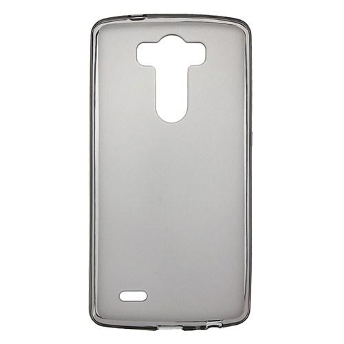 Mycolors LG G3 Siyah İnce Silikon Arka Kapak - MYC-0072