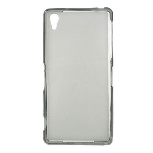 Mycolors Sony Xperia Z2 Siyah İnce Silikon Arka Kapak - MYC-0075