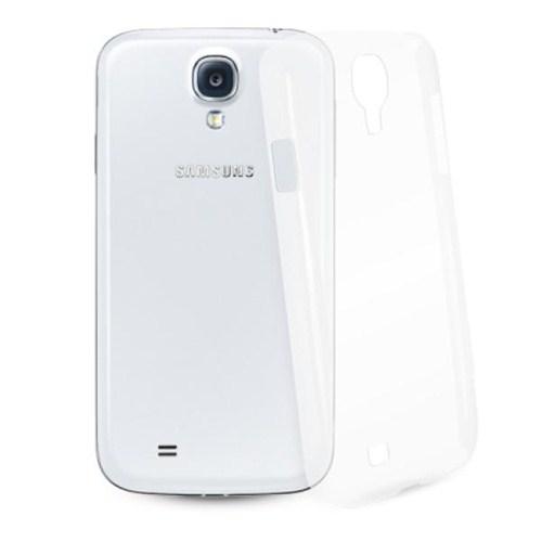 Mycolors Samsung Galaxy S4 Şeffaf İnce Silikon Arka Kapak - MYC-0076