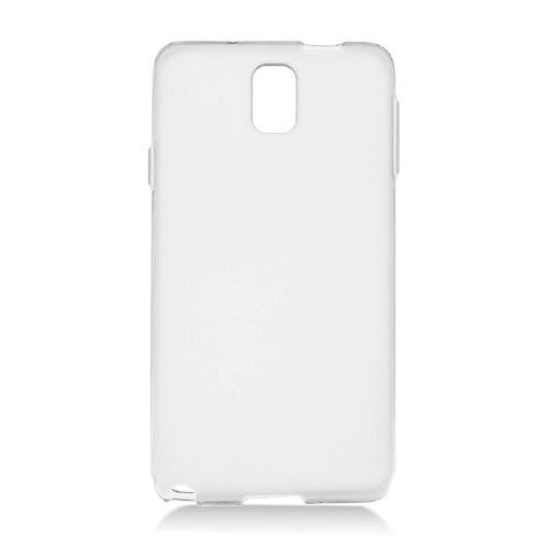 Mycolors Samsung Galaxy Note 3 Şeffaf İnce Silikon Arka Kapak - MYC-0082