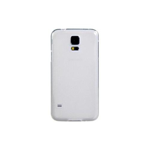 Mycolors Samsung Galaxy S5 Mini Şeffaf İnce Silikon Arka Kapak - MYC-0087