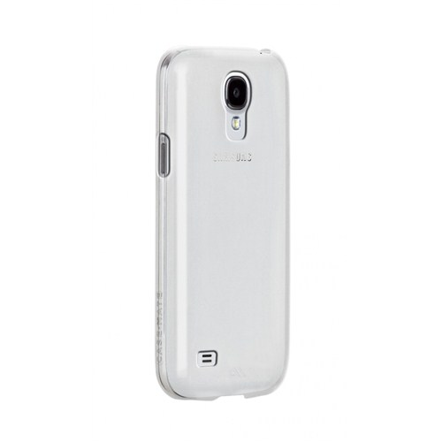 Mycolors Samsung Galaxy S4 Mini Şeffaf İnce Silikon Arka Kapak - MYC-0090