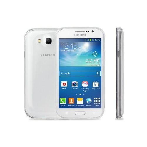 Mycolors Samsung Galaxy Grand i9082 Şeffaf İnce Silikon Arka Kapak - MYC-0092
