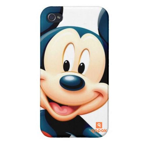 Qapak iPhone 4/4s Baskılı İnce Kapak - uz244434010003