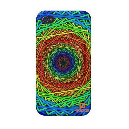 Qapak iPhone 4 Baskılı İnce Kapak uz244434010064