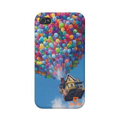 Qapak iPhone 4 Baskılı İnce Kapak uz244434010067