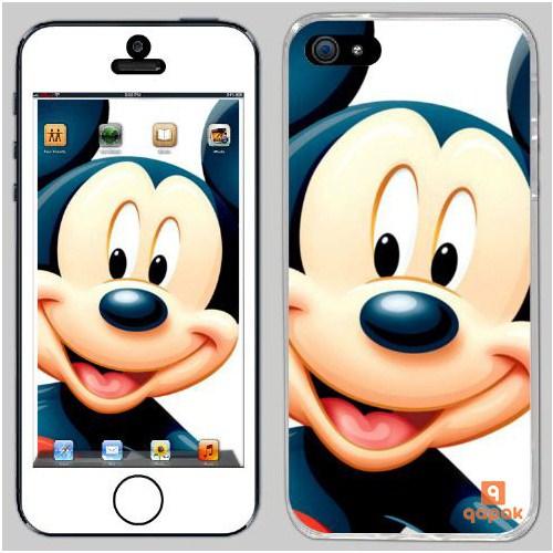 Qapak iPhone 5 Baskılı İnce Kapak uz244434010081