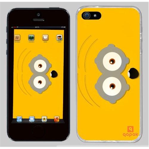Qapak iPhone 5 Baskılı İnce Kapak uz244434010142