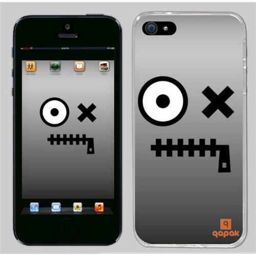 Qapak iPhone 5 Baskılı İnce Kapak uz244434010146