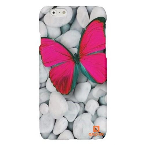 Qapak iPhone 6 Plus Baskılı İnce Kapak uz244434010244
