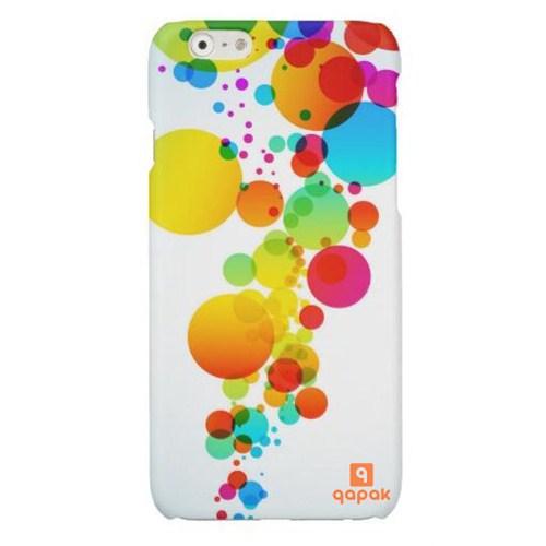 Qapak iPhone 6 Plus Baskılı İnce Kapak uz244434010261