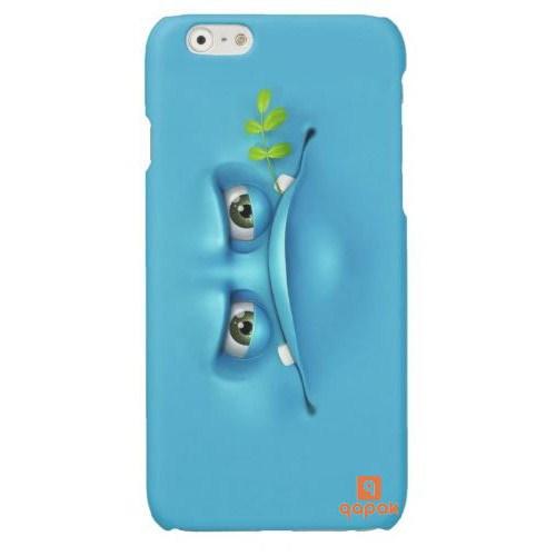 Qapak iPhone 6 Plus Baskılı İnce Kapak uz244434010285