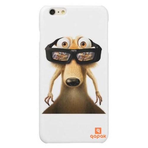 Qapak iPhone 6 Plus Baskılı İnce Kapak uz244434010286