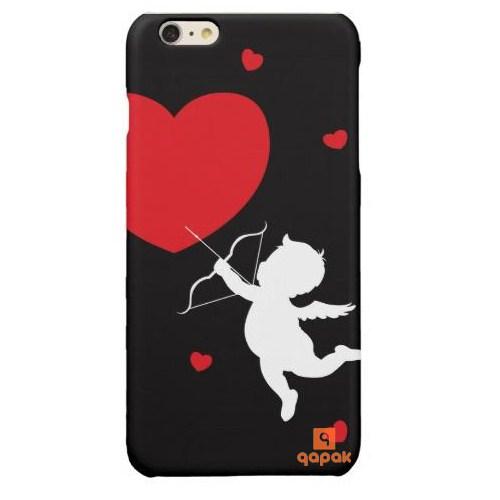 Qapak iPhone 6 Plus Baskılı İnce Kapak uz244434010303
