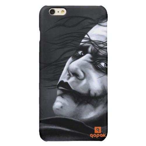 Qapak iPhone 6 Plus Baskılı İnce Kapak uz244434010305