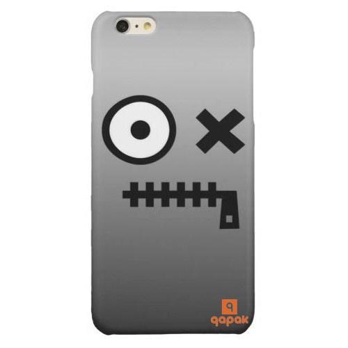 Qapak iPhone 6 Plus Baskılı İnce Kapak uz244434010306