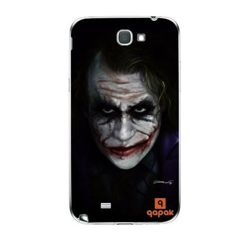 Qapak Samsung Galaxy Note 2 Baskılı İnce Kapak uz244434010315