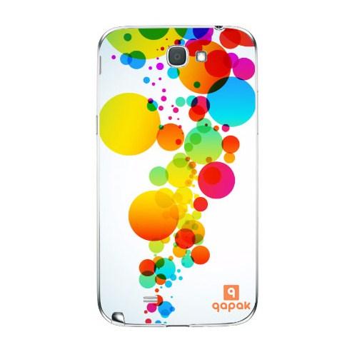 Qapak Samsung Galaxy Note 2 Baskılı İnce Kapak uz244434010342
