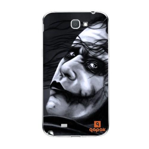 Qapak Samsung Galaxy Note 2 Baskılı İnce Kapak uz244434010386