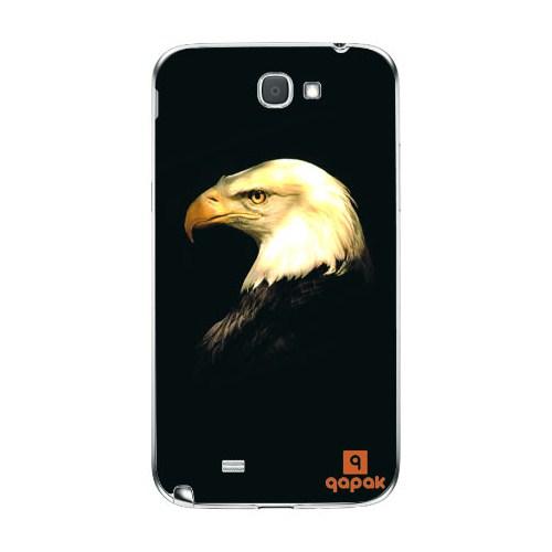 Qapak Samsung Galaxy Note 2 Baskılı İnce Kapak uz244434010390